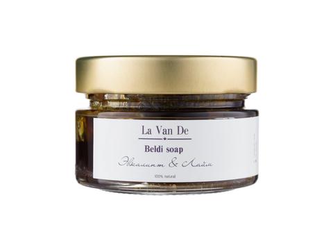 La Van De Черное мыло бельди Beldi Soap