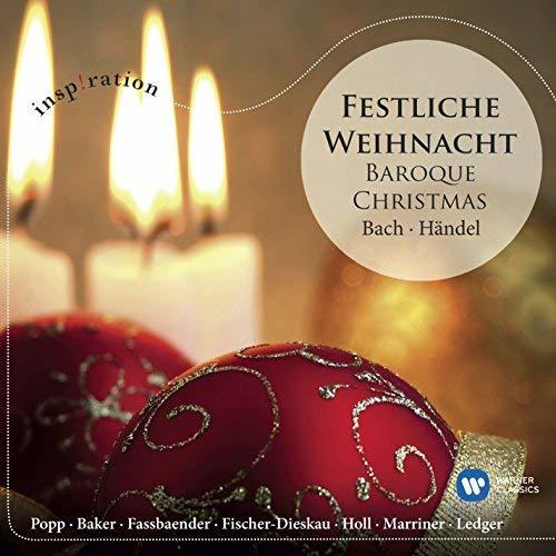 VARIOUS ARTISTS:  Baroque Christmas Classics