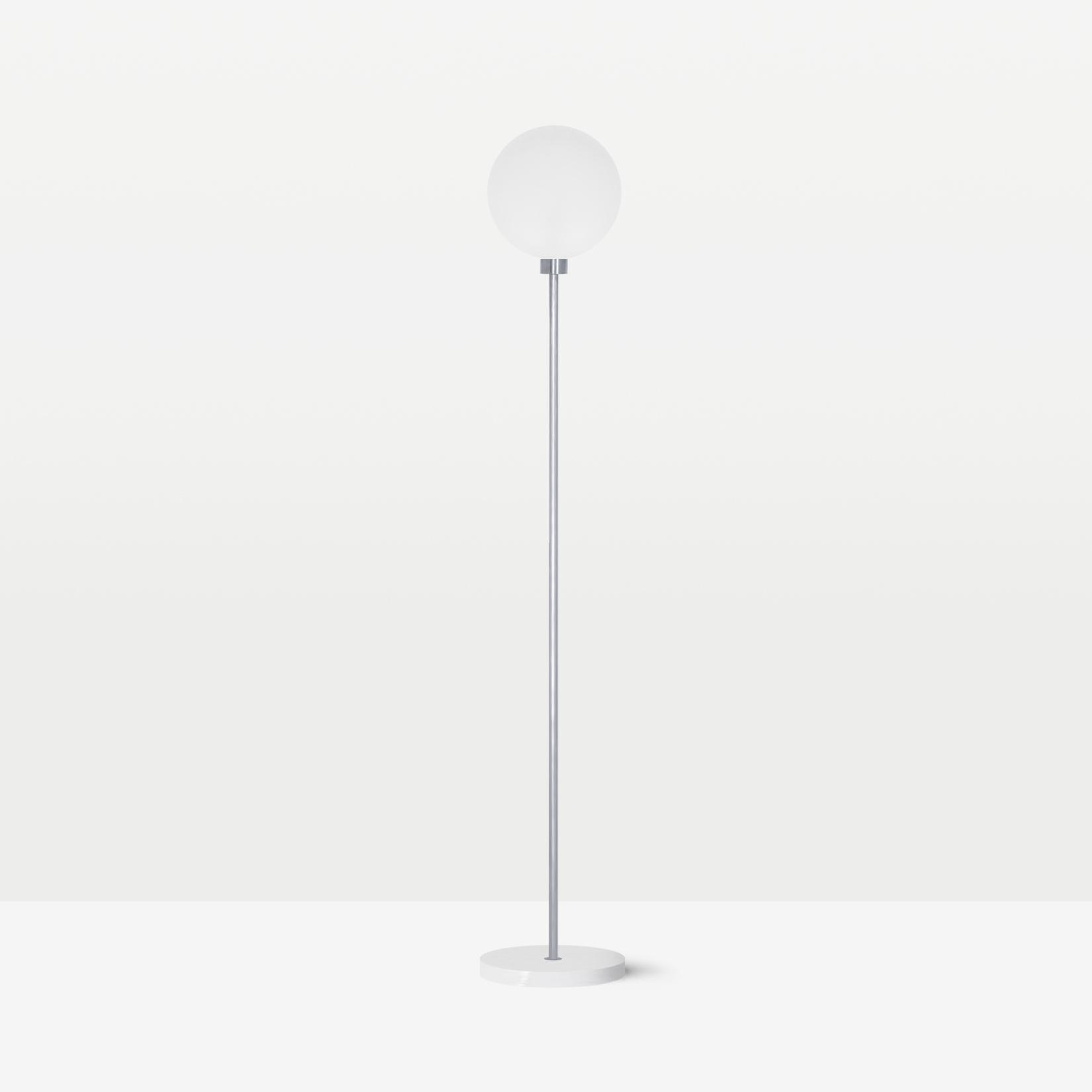 Напольный светильник Onis белый мрамор - вид 3