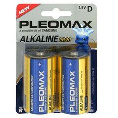 Батарейка Pleomax LR20/D1.5V