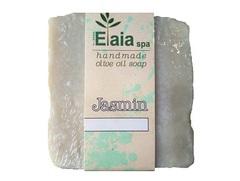 Греческое мыло ручной работы Жасмин Elaia spa 100 гр