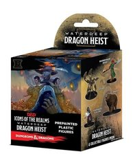 D&D Icons of the Realms - Waterdeep Dragon Heist booster