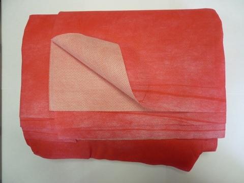 Двойная защита 60 бело-красный двухслойный укрывной материал Агротекс