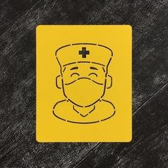 Медик №1 мужчина