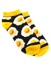 Короткие носки Яичница