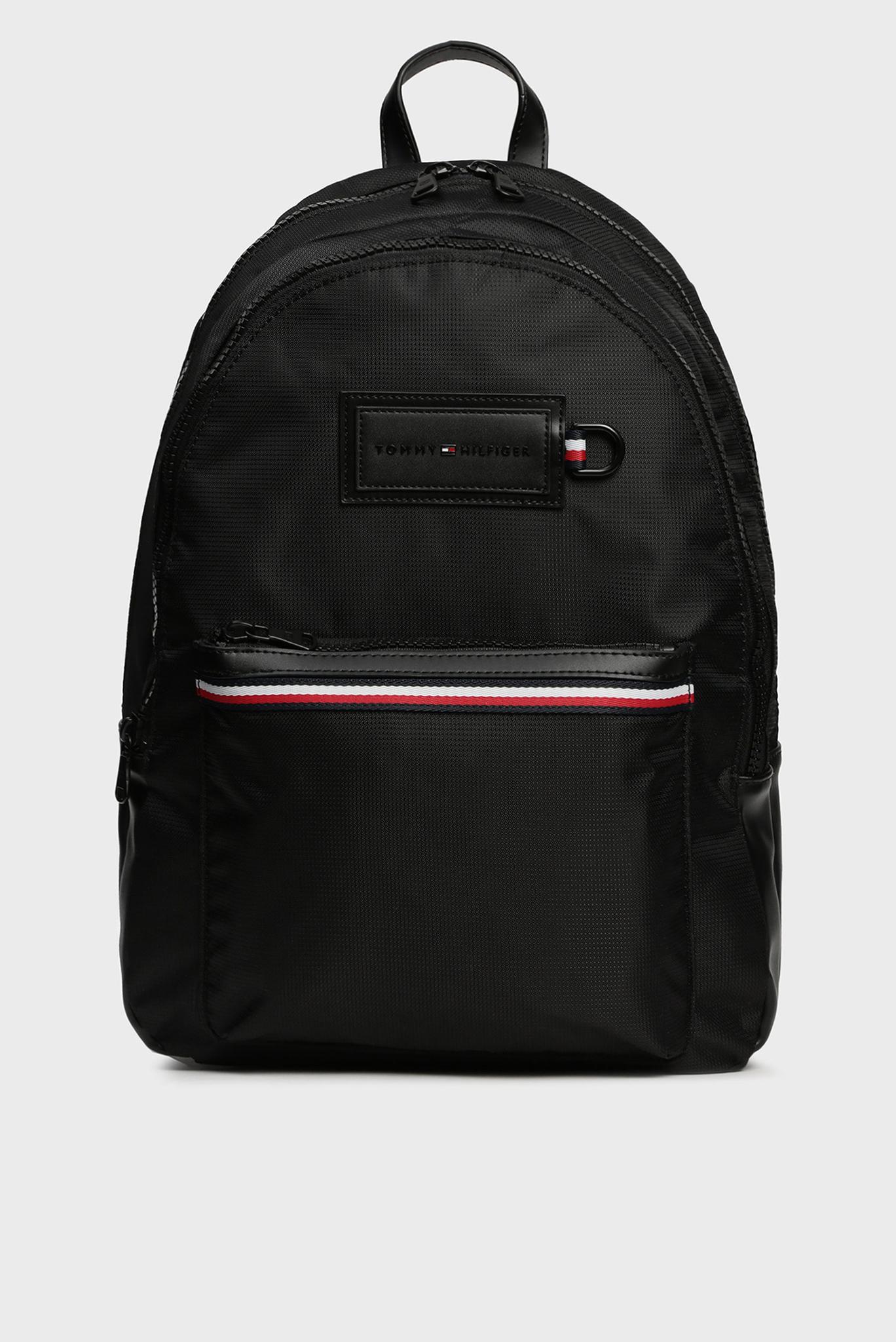 Мужской черный рюкзак MODERN Tommy Hilfiger