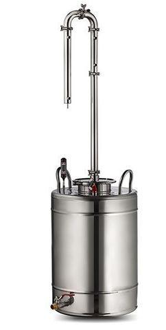 Самогонный аппарат AquaGradus Спектр с баком на 50 литров