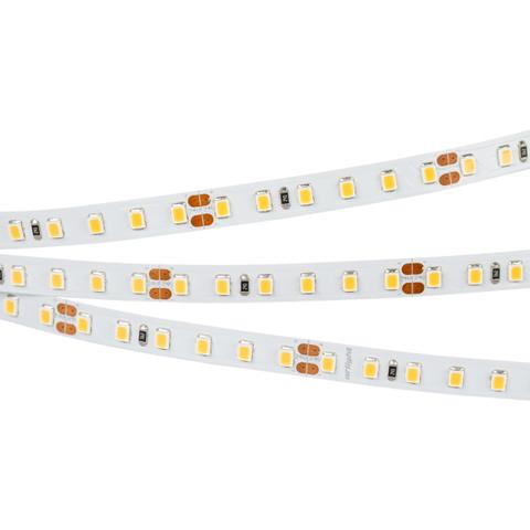 Светодиодная лента RT 2-5000 24V SUN Warm2700 2x (2835, 120 LED/m, LUX) (ARL, 14.4 Вт/м, IP20)