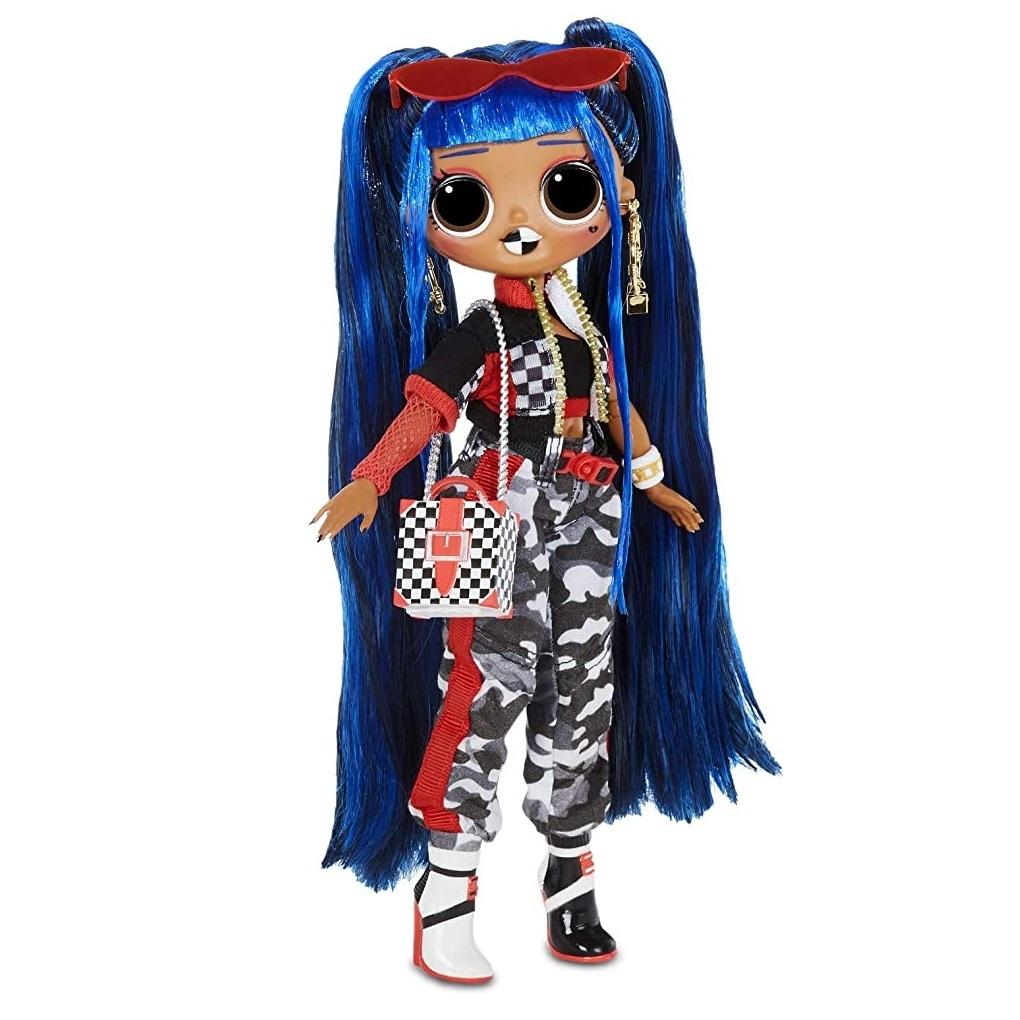 MGA Entertainment Кукла LOL Surprise O.M.G.- Downtown B.B. Fashion Doll