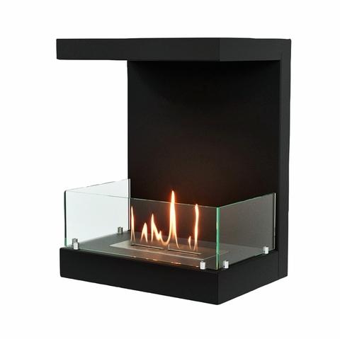 Торцевой биокамин Lux Fire Фронтальный 500 M