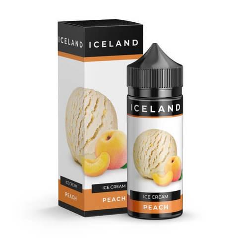 Жидкость Iceland 120 мл Peach
