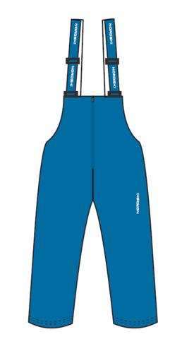 Утепленные брюки Nordski Kids Blue детские