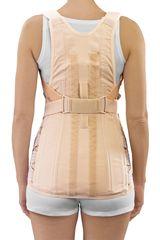 Бандаж грудо-поясничный protect.DORSOFIX
