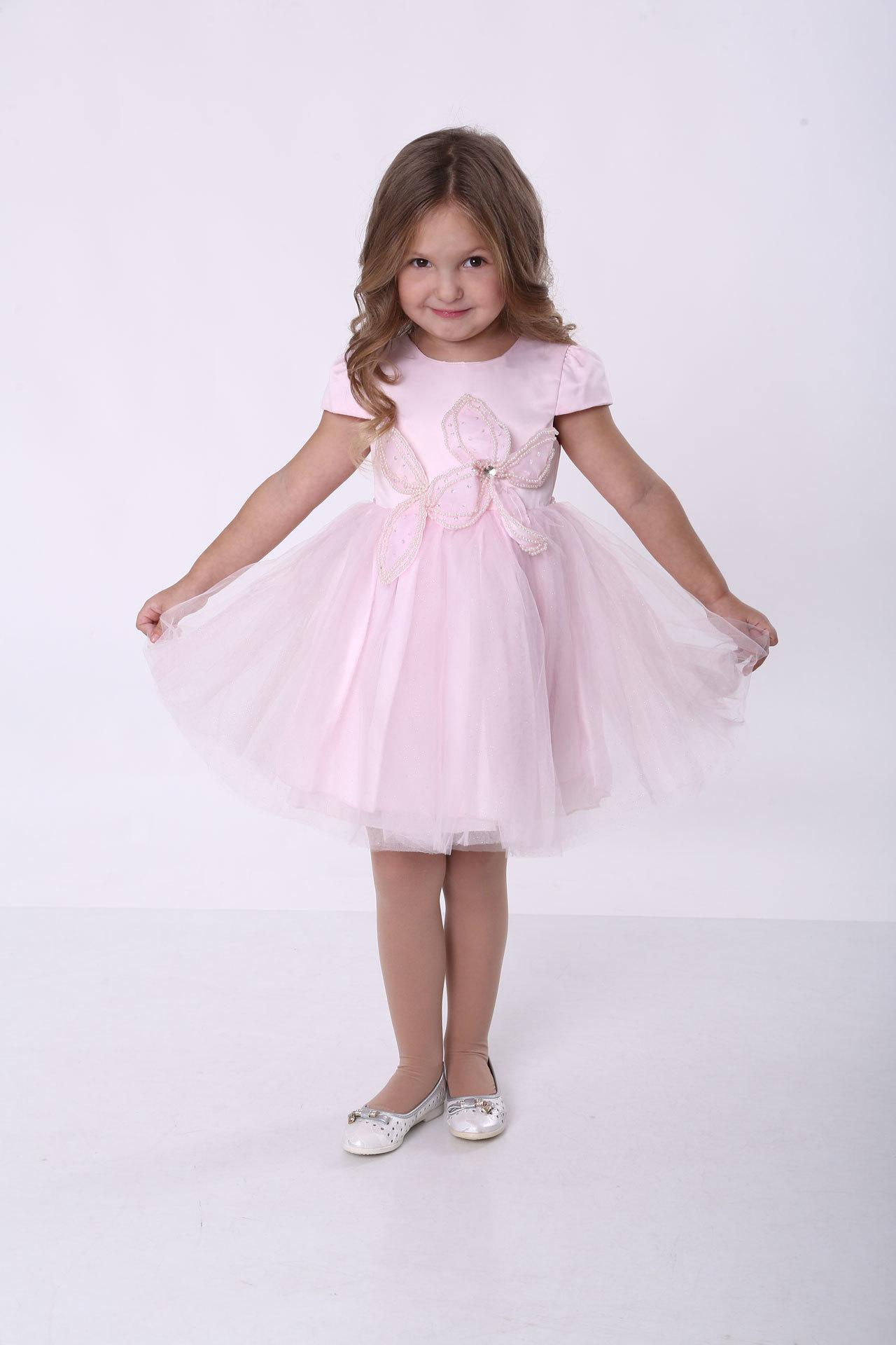 Платье для девочки Nimble, 81401