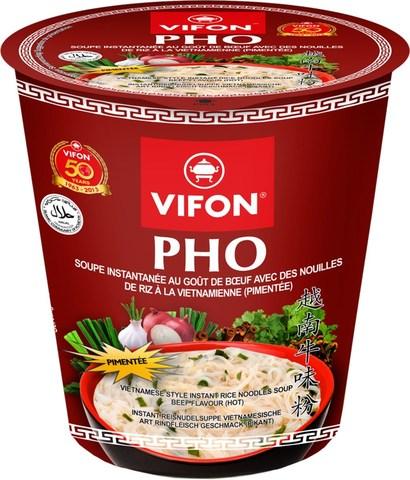 Лапша рисовая Vifon со вкусом