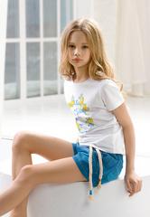 GFT4023 футболка для девочек