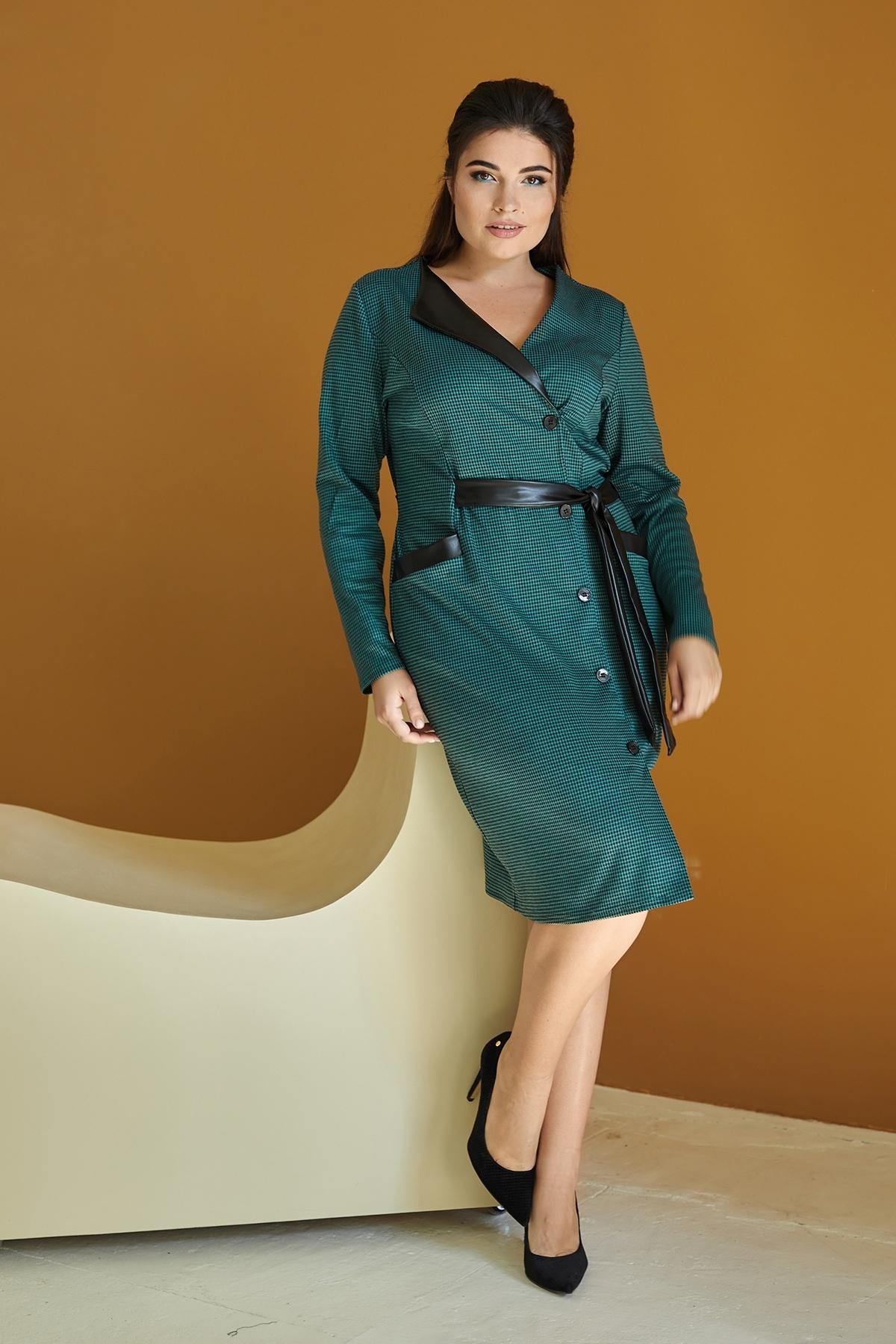 Сукня Касандра (зелений)