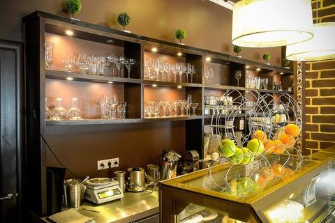 Барная стойка для кофейни