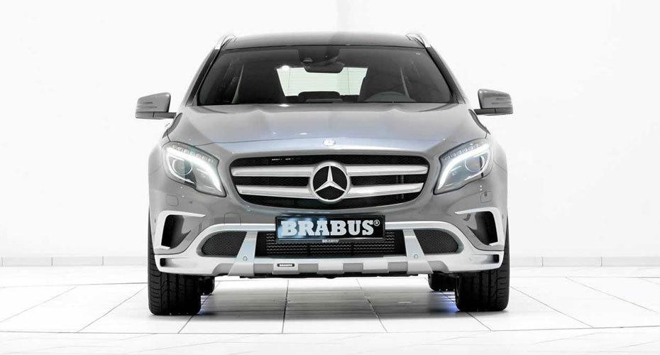 Обвес Brabus для Mercedes GLA X156