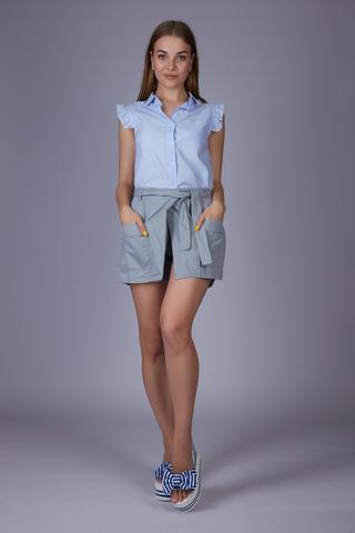 Юбка-шорты с карманами надяшоп