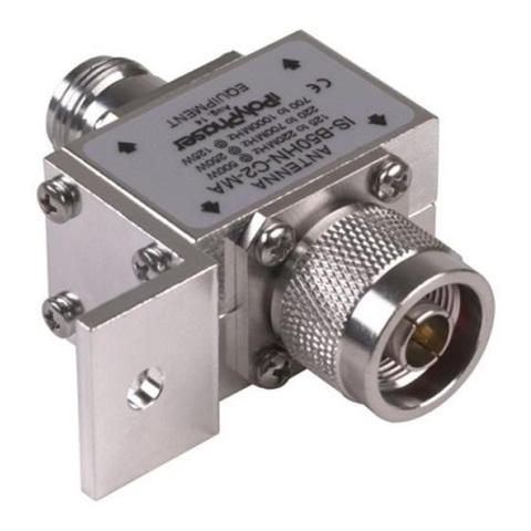 Грозоразрядник PolyPhaser IS-B50HN-C2