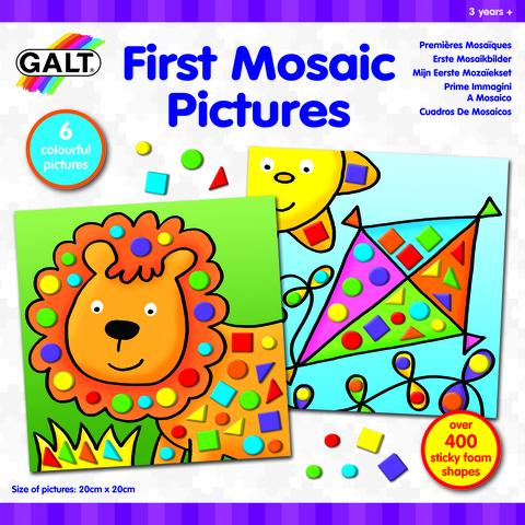 Первая мозаика