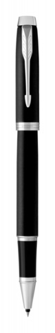 Ручка-роллер Parker IM Matte Black CT123