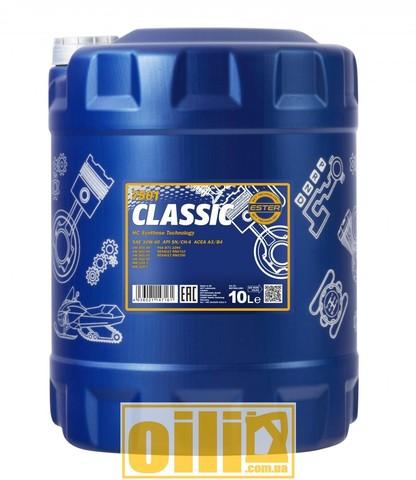 Mannol 7501 CLASSIC 10W-40 10л