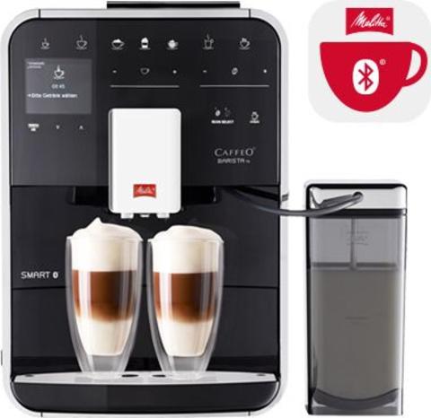 Кофемашина Melitta Caffeo F 850-102 Barista TS Smart 1450Вт черный