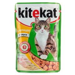 """Корм для кошек Kitekat """"Курица в соусе"""" 85г"""