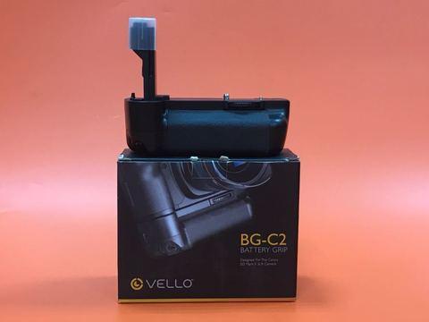 Батарейный блок Vello BG-C2 Комиссия