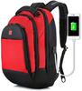 Рюкзак ROTERCORS 2016 USB Красный
