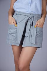 Юбка-шорты с карманами Nadya