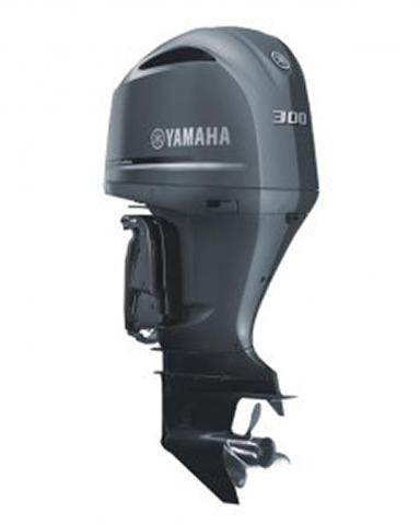 Лодочный мотор Yamaha F300 BETU