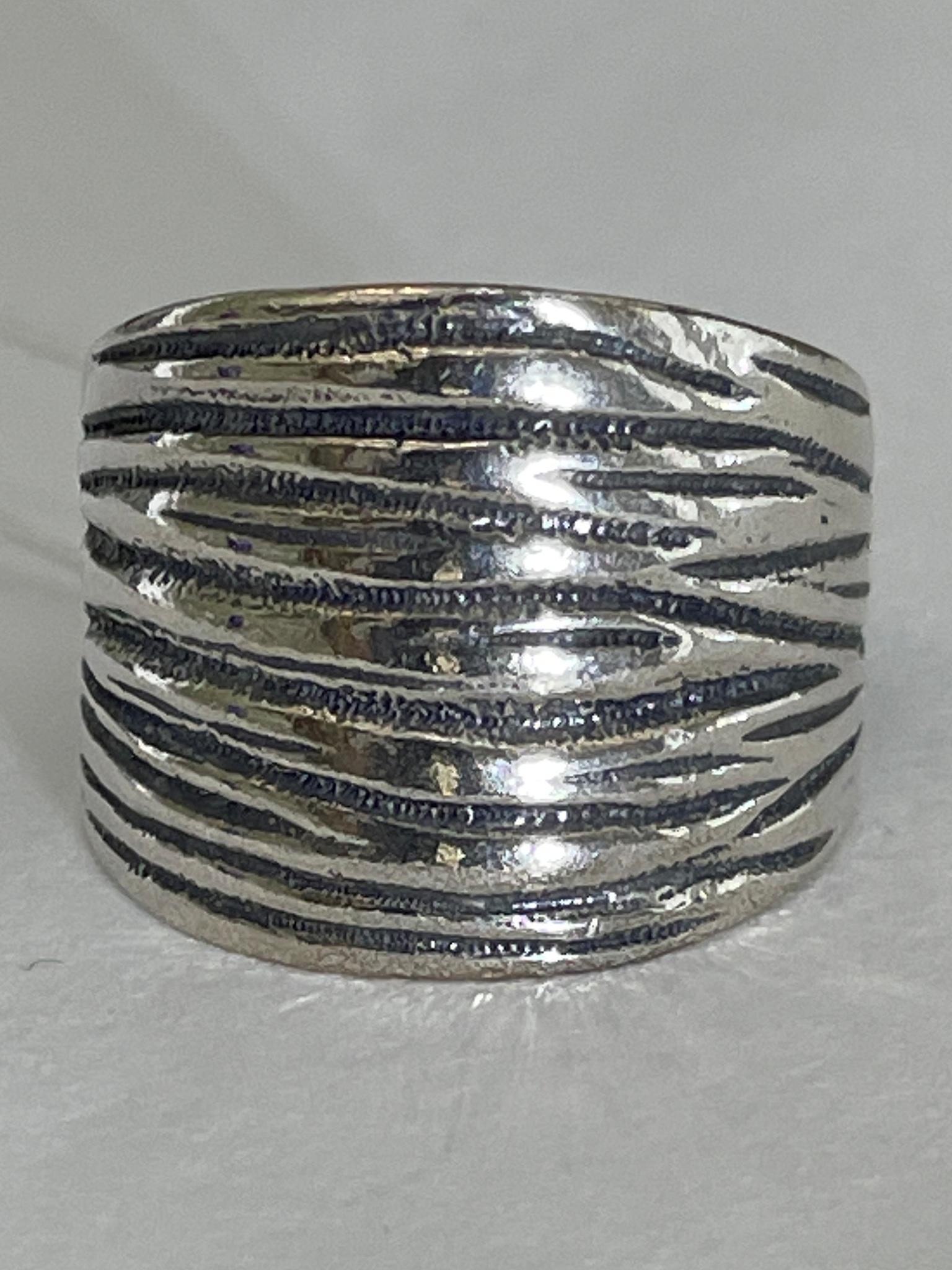 Гейша ( кольцо из серебра)