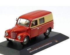 IFA Framo V901/2 Kastenwagen Van red 1954 IST051 IST Models 1:43