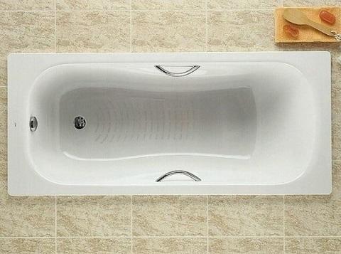 Ванна стальная Roca Princess  170x75см.