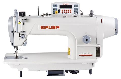 Одноигольная прямострочная швейная машина Siruba DL7000-M1-13 | Soliy.com.ua