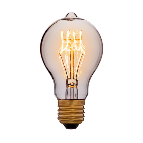 Ретро-лампа A60 F1 by Edison