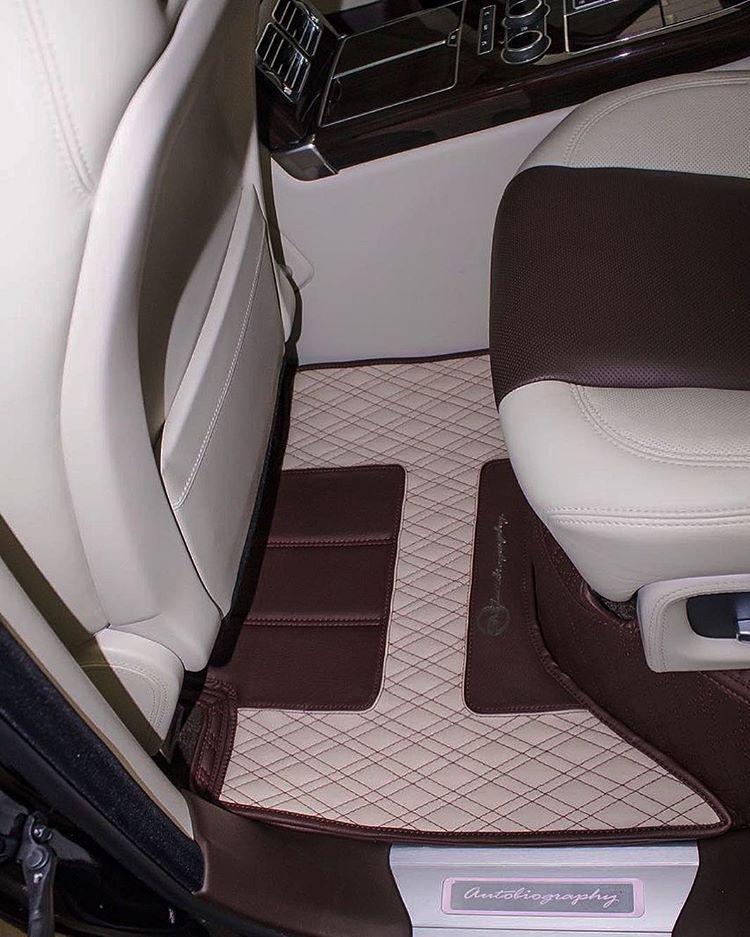 Коврики из эко-кожи Vestis для Land Rover