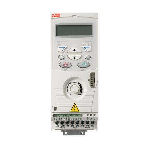 ABB 0,18 кВт (200-240, 1 фаза)