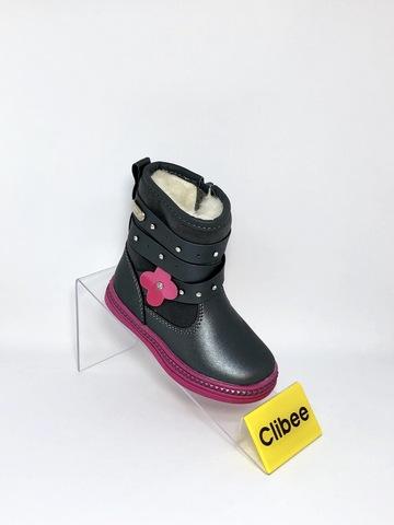 Clibee (зима) H121 Gray 20-25