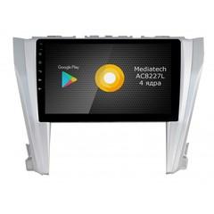 Штатная магнитола на Android 8.1 для Toyota Camry V55 Roximo S10 RS-1117