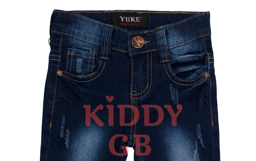 Джинсы для мальчика Yuke 12762