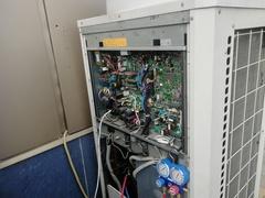 Фото Диагностика неисправностей VRV/VRF систем кондиционирования