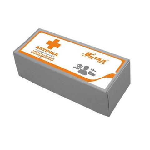 Аптечка универсальная индивидуальная мини ф.15К(7376)