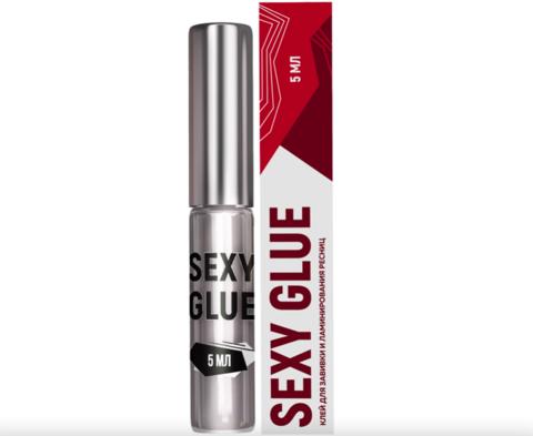Клей для завивки и ламинирования ресниц SEXY GLUE, 5мл/INNOVATOR COSMETICS
