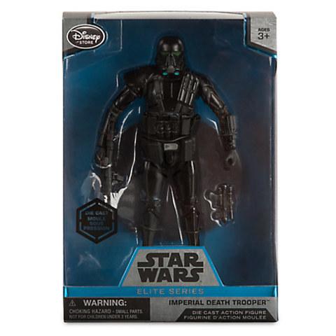 Звездные войны Die Cast фигурка Штурмовик смерти — Star Wars Death Trooper