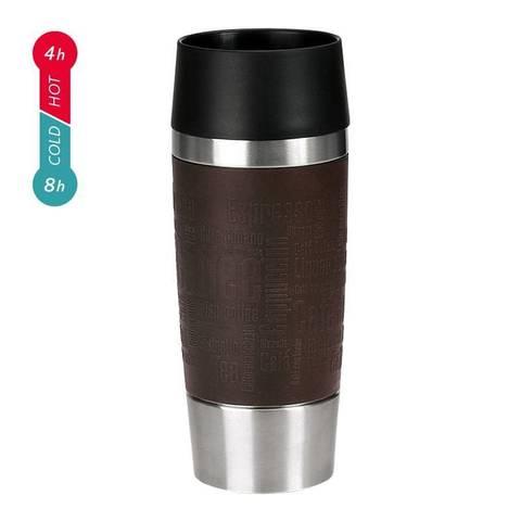 Термокружка Emsa Travel Mug (0,36 литра), коричневая