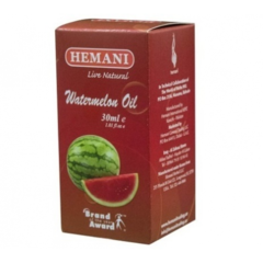 МАСЛО АРБУЗА ХЕМАНИ (WATERMELON OIL HEMANI), Пакестан, 30 МЛ.